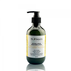 Natural Argan Moisture Lotion