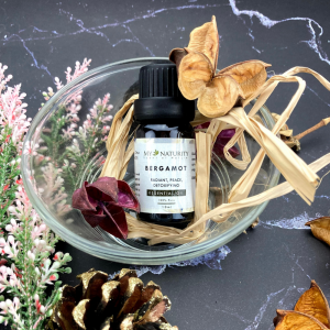 Pure Bergamot Essential Oil