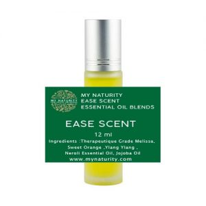 Ease Scent Roll On  Essential Oil Blends