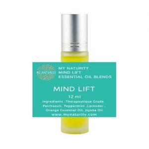 Mind Lift Roll On Essential Oil Blends