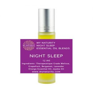 Night Sleep Roll On Essential Oil Blends