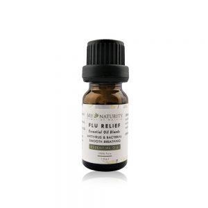 Flu Relief Essential Oil Blends