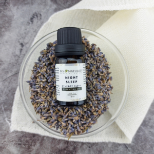 Night Sleep Diffuser Essential Oil Blends