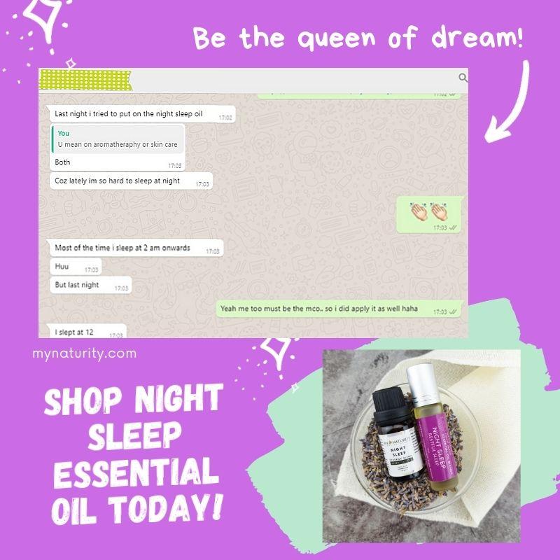 Night sleep review 2