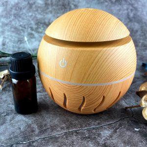 Mini Air Humidifier Aroma Diffuser
